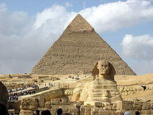 Great Cycle 3100 BC - Sphinx and Pyramids