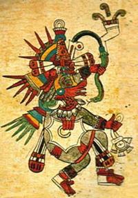 Quetzalcoatl - the man
